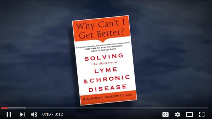 Lyme Disease and Chronic Illness - Dr. Richard Horowitz