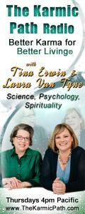 The Karmic Path Radio with Tina and Laura